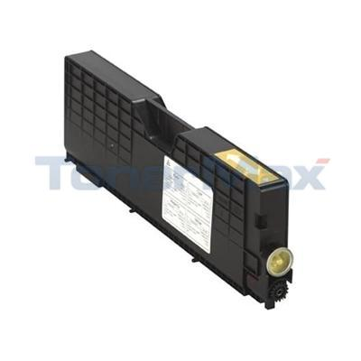 GESTETNER 7521N TYPE 165 TONER YELLOW